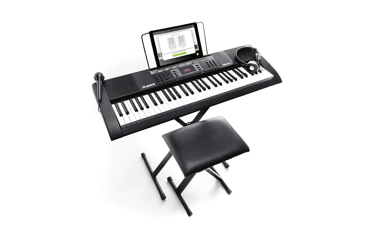 Alesis MELODY61MKII 61 Key Portable Keyboard W Spkrs by Alesis