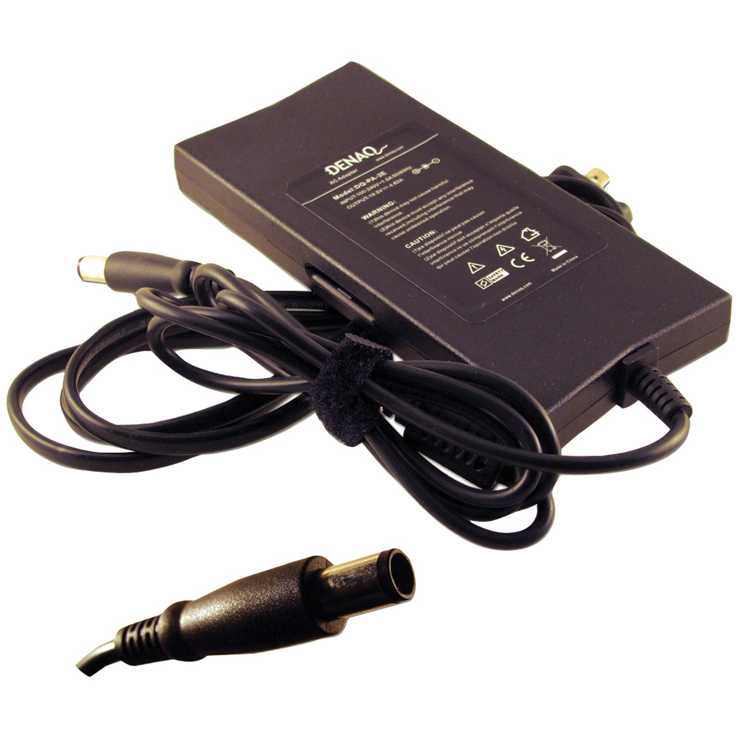 Denaq DQ-PA-3E-7450 19.5-Volt Replacement AC Adapter For Dell Laptops