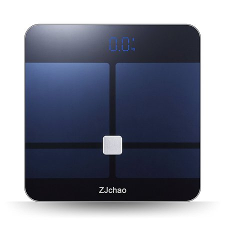 Premium Body Fat Scale With Ios And Android App Smart Wireless Digital Bluetooth Bathroom Scale For Body Weight  Body Fat  Water  Muscle  Bmi  Bmr  Bone Mass And Visceral Fat