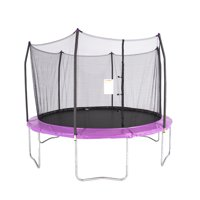 Skywalker Trampolines 12' Round Trampoline with Enclosure (Purple)