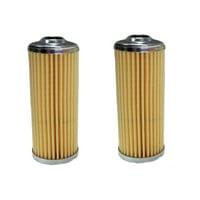 John Deere Original Equipment Fuel Filter M801101 (2 PACK) - M801101