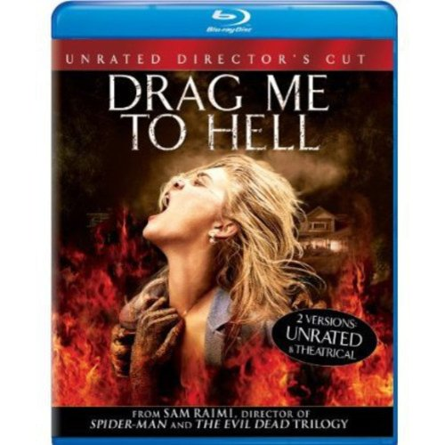 Drag Me To Hell (Unrated Director's Cut) (Blu-ray) (Widescreen)