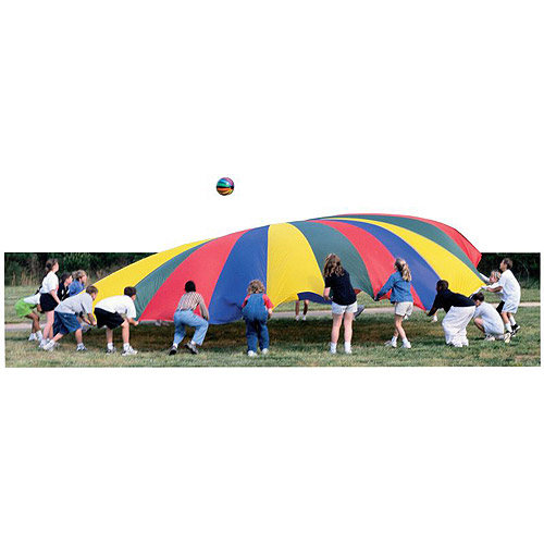 Sportime GripStarChutes Parachute with 4-Layer Construction
