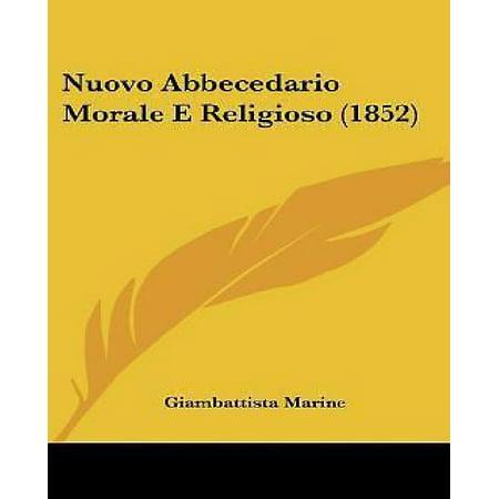 Nuovo Abbecedario Morale E Religioso (1852) - image 1 of 1