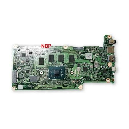 Genuine Acer Chromebook 11 Spin CP511-1HN 4GB Celeron N3350 eMMC Motherboard NB.GNJ11.001 Celeron Pcie Motherboard