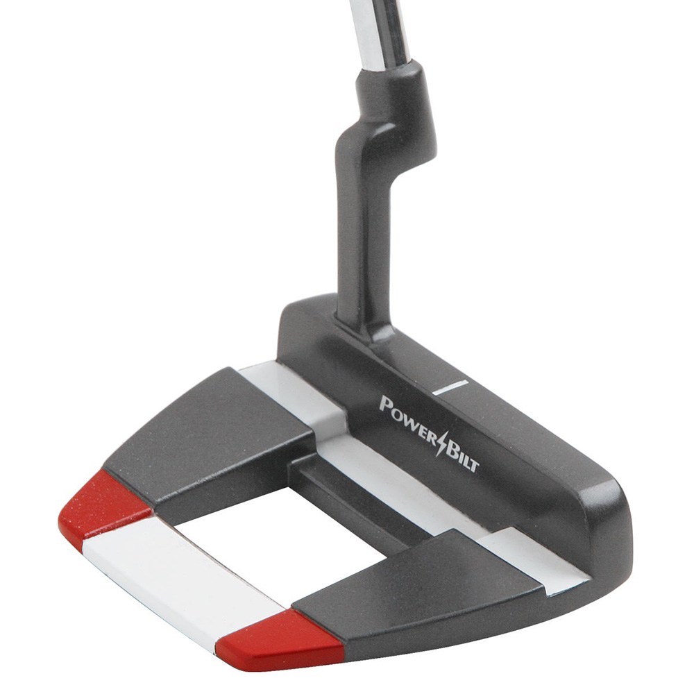 NEW PowerBilt TPS X-Type M-600 Mallet Putter