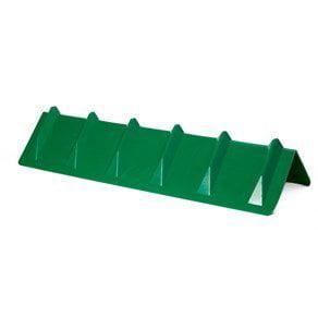 DC Cargo Mall Green Vee Board Trailer Cargo Load Corner Edge Protector and Truck Tie-Down Strap Guard Bumper Cushion, 8