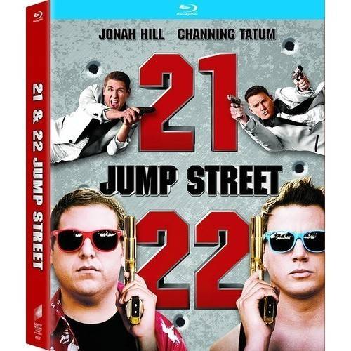21 Jump Street 22 Jump Street (Blu-ray) by Sony Pictures