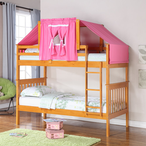 Donco Kids Twin Standard Bunk Bed Walmart