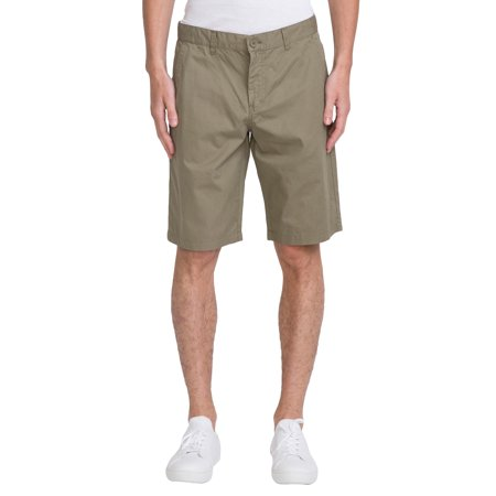 bossini Green Selection Mens Solid Quick Dry Shorts 29, Waist 30
