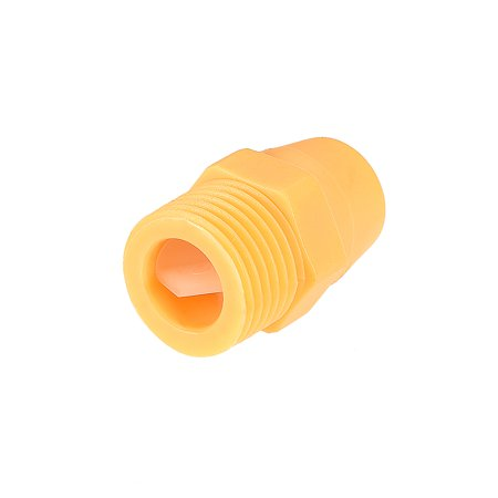 Full Cone Spray Tip, 1/2 BSPT Plastic PP Wide Angle