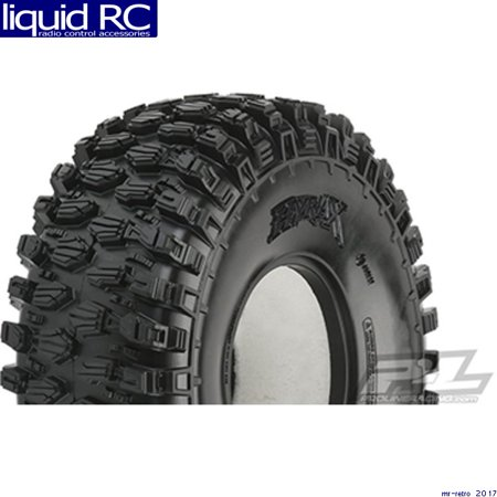 Image of Pro-Line 10132-03 Hyrax 2.2 Predator Super Soft Rock Terrain Truck Tires (2)