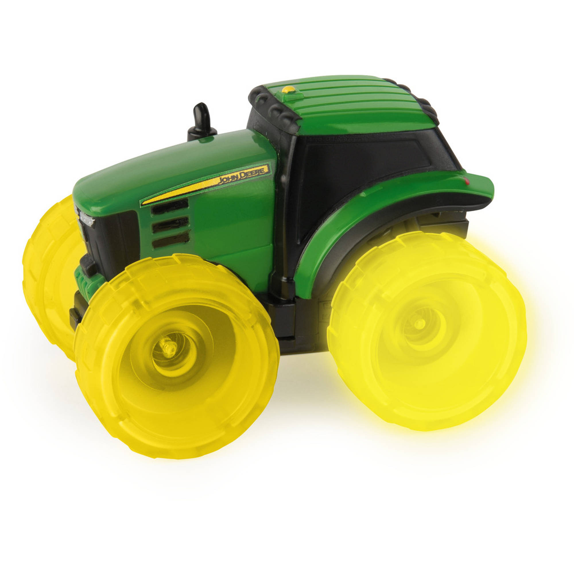 TOMY John Deere Monster Treads Lighting Wheels, Tractor