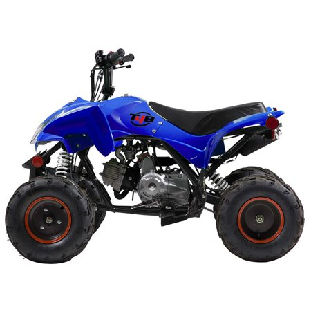 T4B T1 REBEL ATV 110cc KIDS Dirt Quad Recreational Outdoors, Off-Road, All Terrain, 4 stroke, single-cylinder, air-cooled - Green - image 3 de 5