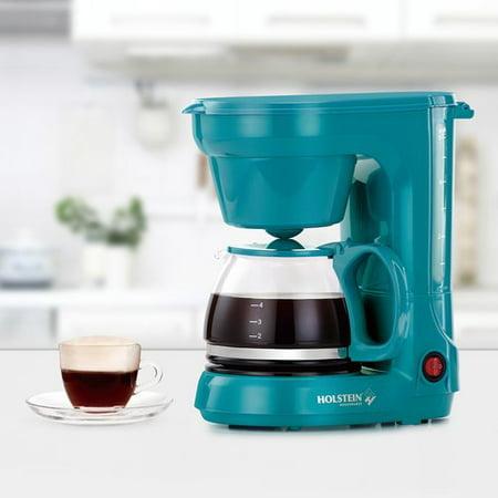 Holstein Housewares 5 Cup Coffee Maker