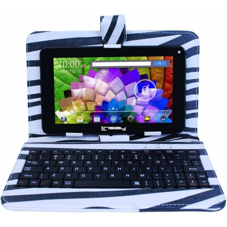 Limited Offer LINSAY F7XHDBKZEBRA with WiFi 7″ Touchscreen Tablet PC Featuring Android 4.4 (KitKat) Operating System, Multicolor Before Too Late