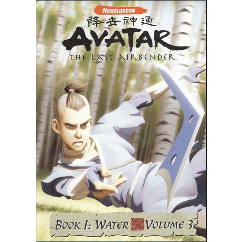 Avatar - The Last Airbender: Book 1: Water, Vol. 3 (Full Frame)