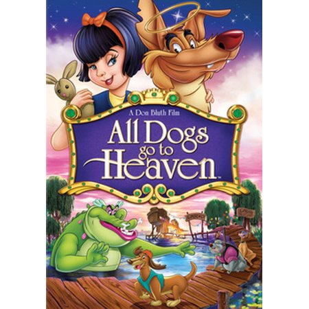 All Dogs Go To Heaven (DVD) (All Dogs Go To Heaven 3 Trailer)