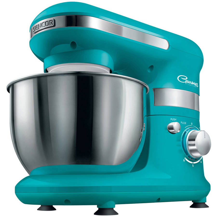 Sencor 4.2qt Planetary Stand Mixer, Multiple Colors