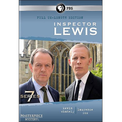 Masterpiece Mystery!: Inspector Lewis 7 by PBS