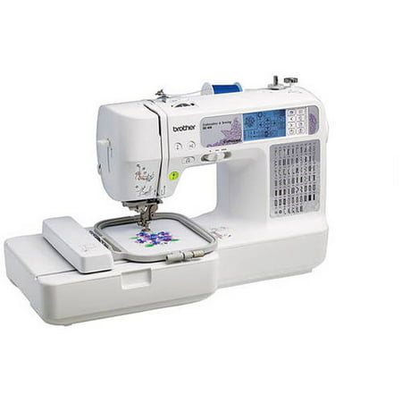 Brother Computerized Sewing and Embroidery Machine, SE-400