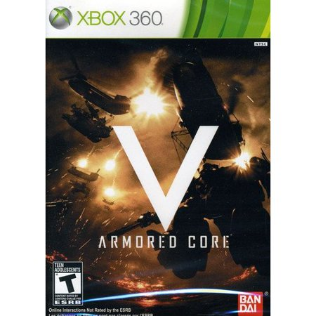 Image of Armored Core V Xbox 360