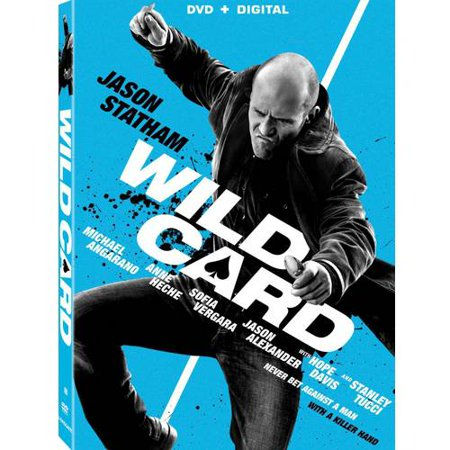 Wild Card  Dvd   Digital Copy   With Instawatch   Widescreen
