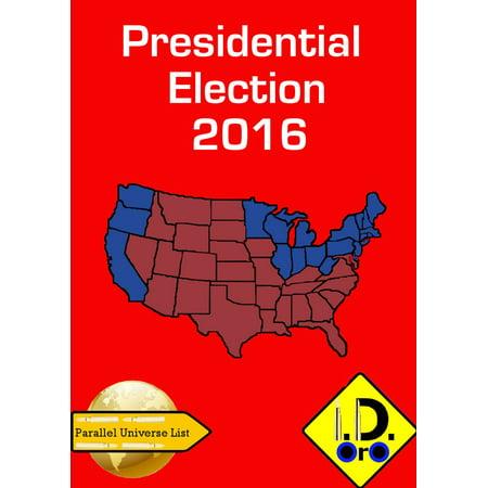 2016 Presidential Election (Deutsch Ausgabe) -