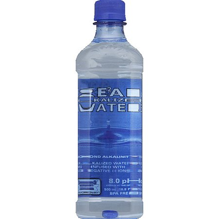 Real Water Alkalized Water  16 9 Fl Oz   Pack Of 24