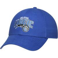 Men's Blue Orlando Magic Mass Basic Adjustable Hat - OSFA