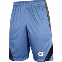 Youth Russell Athletic Carolina Blue North Carolina Tar Heels Training Shorts