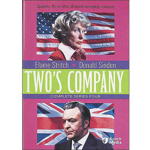 Two's Company, Complete Series 4