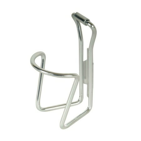 Ventura Alloy Water Bottle Cage, Silver (Time Carbon Bottle Cage)