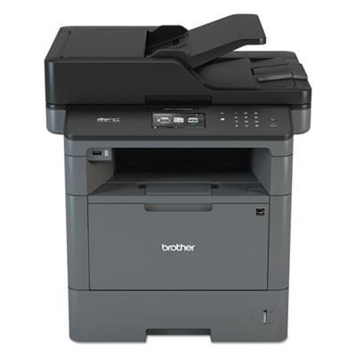 Brother MFC-L5700DW Business Laser All-in-One with Duplex Printing and Wireless Networking by Brother