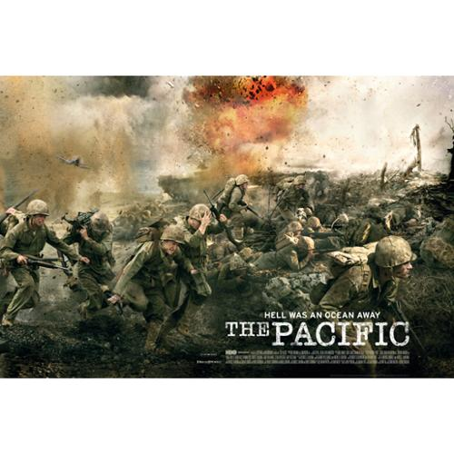 The Pacfic Poster Print (36 x 24)