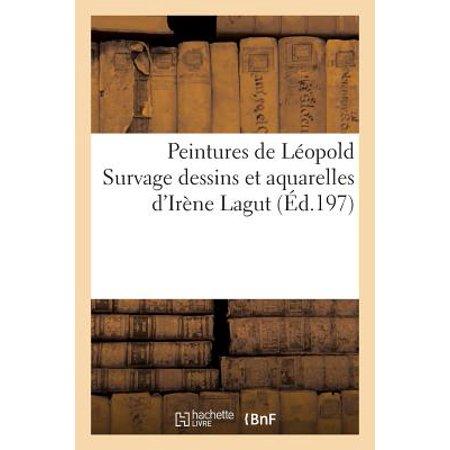 Peintures de Léopold Survage Dessins Et Aquarelles d'Irène Lagut - Dessin De L'halloween
