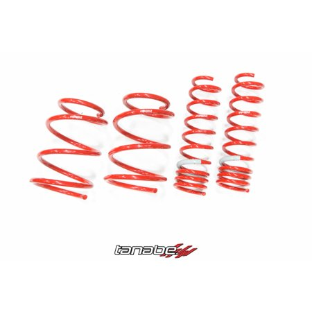 Tanabe GF210 Lowering Springs for 08-13 Evolution Evo X -