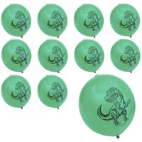 Dinosaur Punch Balloons 24ct, Birthday Party Favors for Kids, Latex