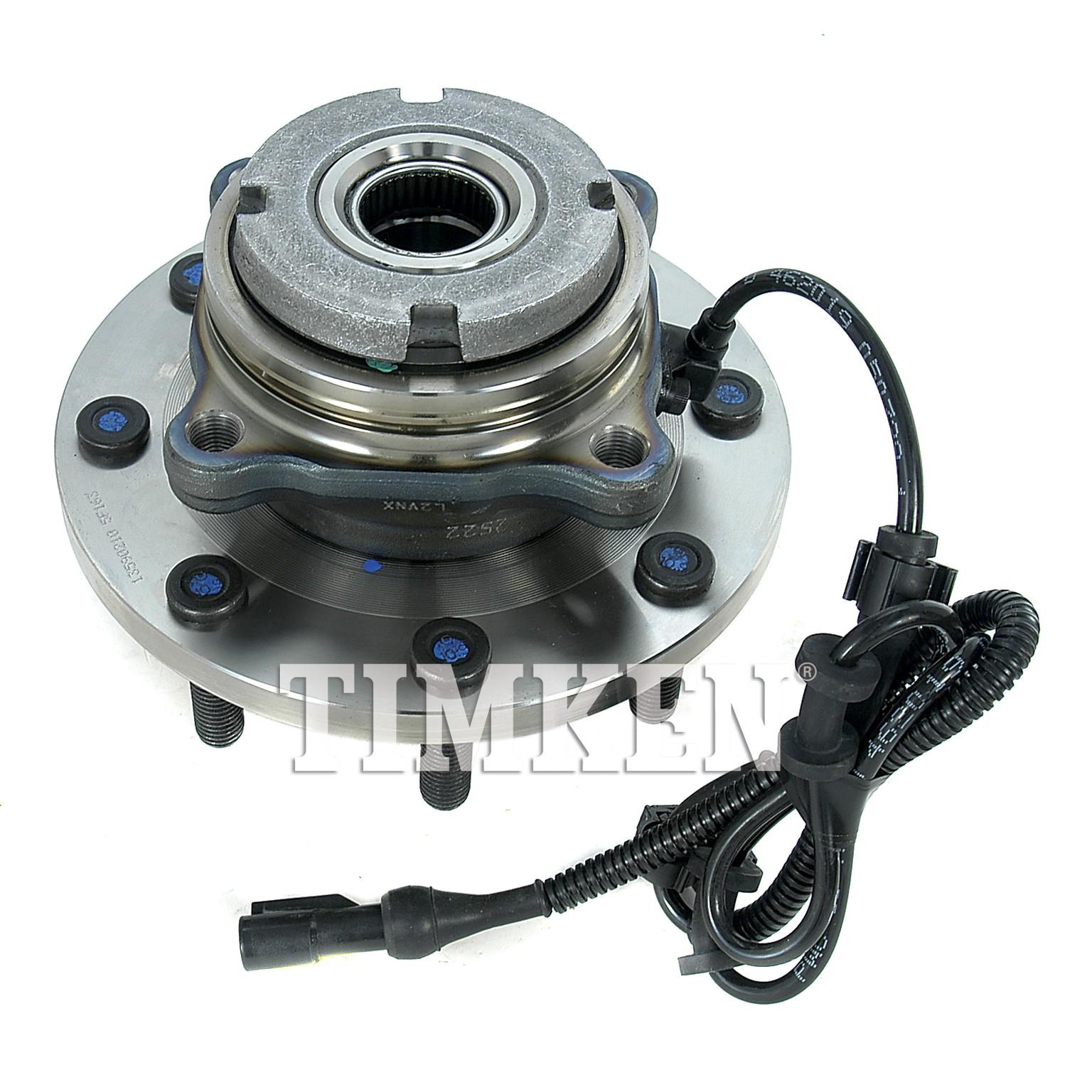 Timken HA592450 Axle Bearing and Hub Assembly