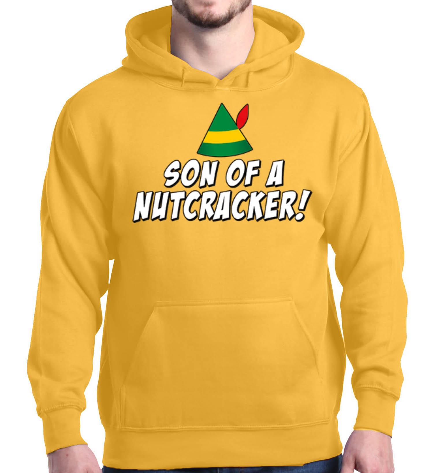 Shop4ever Shop4ever Mens Son Of A Nutcracker Christmas Funny
