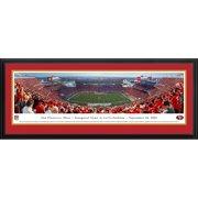 "San Francisco 49ers 18"" x 44"" Deluxe Frame Stadium Panoramic Photo"