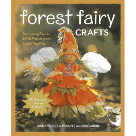 Forest Fairy Crafts - Faith Craft