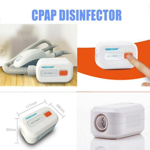 CPAP BPAP Cleaner Disinfector Sanitizer Ozone Sterilizer Sleep Apnea Snoring