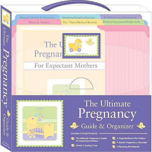 The Ultimate Pregnancy Guide & Organizer [With 9-Month Pregnancy Checklist and 6 Planning Worksheets and Ultimate Pregnancy Guide for Expect