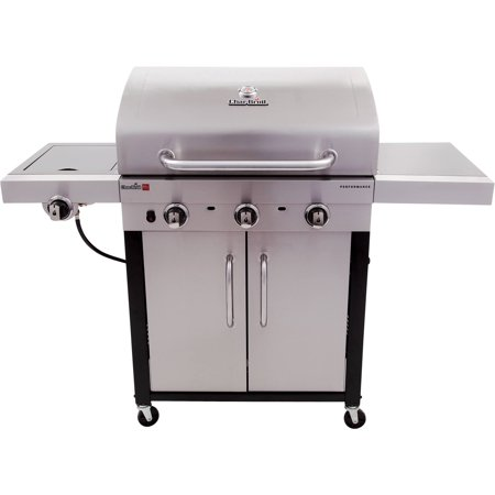 char broil tru infrared 3 burner gas grill. Black Bedroom Furniture Sets. Home Design Ideas