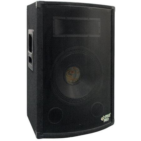 PYLE PADH879 - 300 Watt 8'' Two-Way Speaker - Way Plastic Molded Speaker Cabinet