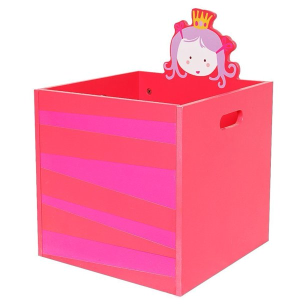 Labebe Children Playroom Furniture Wooden Toy Storage/Box/Chest