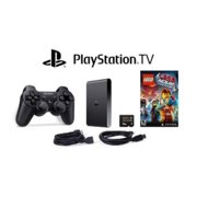 Playstation TV Bundle with Dual Shock 3 and Lego Movie Digital Voucher