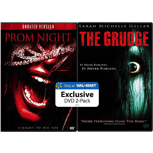 Prom Night (2008) (Unrated) / The Grudge (Widescreen)