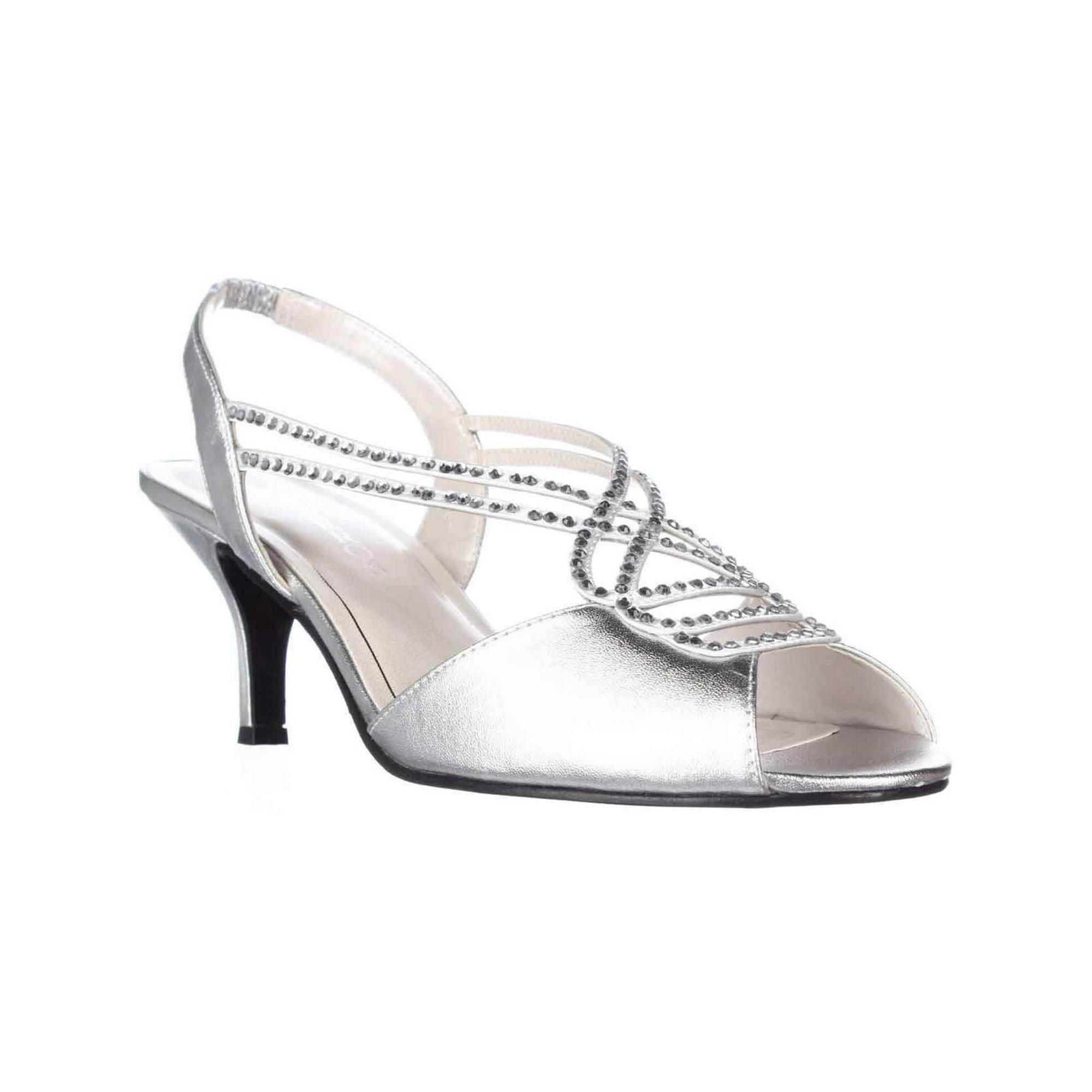 c04e6a875 Caparros Philomena Gemmed Slingback Dress Sandals
